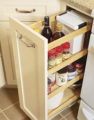 Kitchen drawer home design inside - Practical kitchen drawers ...